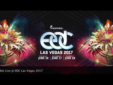 Don Diablo Live @ EDC Las Vegas (Audio)