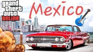 قراند 5 GTA ( السيارة المكسيكية الكلاسيكية )