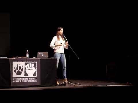 Melanie Joy - Understanding carnism for effective vegan advocacy (IARC 2016)