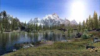 Skyrim Special Edition Xbox One Graphics Showcase