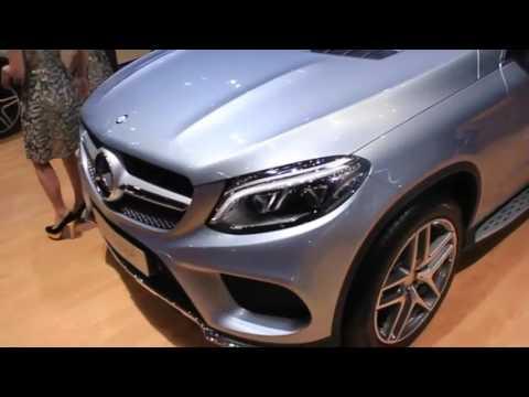 Mercedes-Benz GLE 400 AMG Coupe, Premium SUV Berdesain Sporty