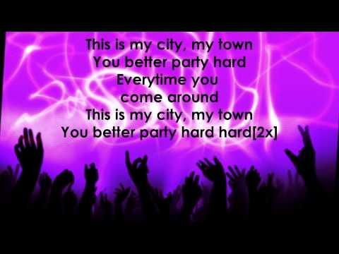 Follow Your Instinct - My City Lyrics