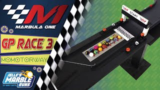 Marbula One: Momotorway GP (S1R3) - Marble Race by Jelle's Marble Runs