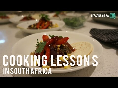 Cooking Lessons in South Africa   lessons.co.za