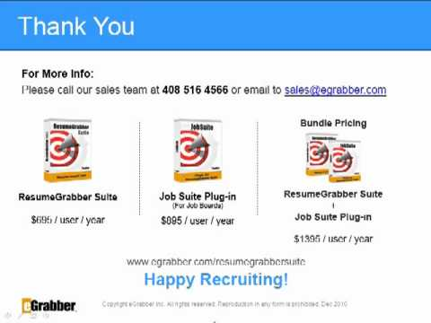 Resume Parsing | Resume Parsing Program | How To Parse Resumes