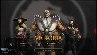 Mortal Kombat Mobile #47 - Raiden Dios del Trueno y compra masiva de packs