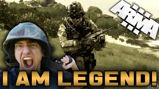 Bringing on my 'A' GAME! - (Arma 3 - King of The Hill)