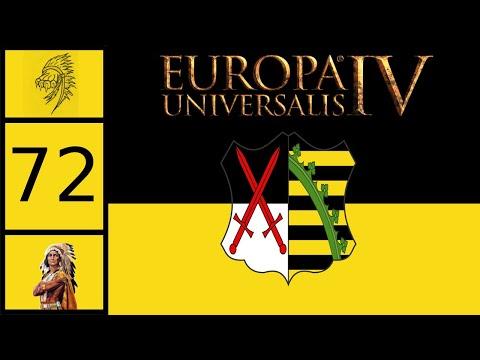Europa Universalis: Emperor - Very Hard Saxony #72 - Friends in Krakow  
