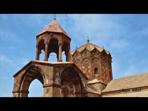 Interesting Places to Visit in Iran Part 1  North and West