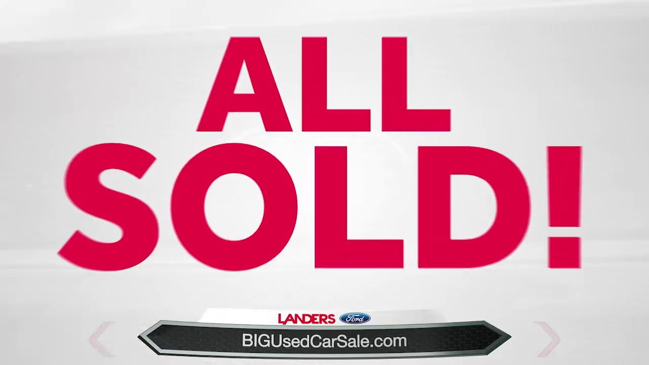 Big Used Car Sale Offers End Monday Night  YouTube