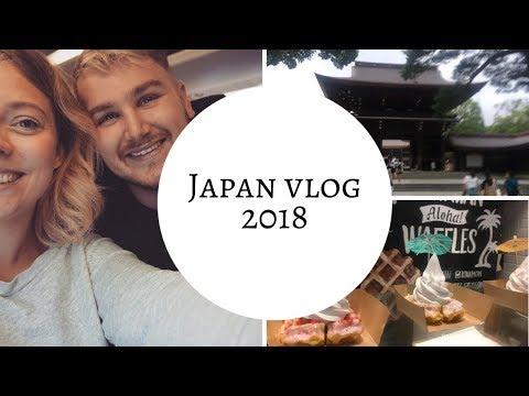 JAPAN TRAVEL VLOG   Louise Law
