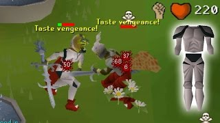 PKing in 3rd Age Melee (Third Age PKing OSRS)