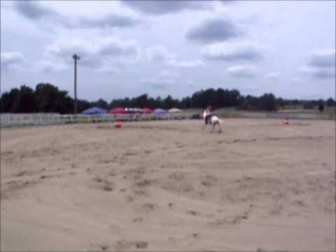 Liberty & Thunder Barrel Race, Ruby SC  5-12-12