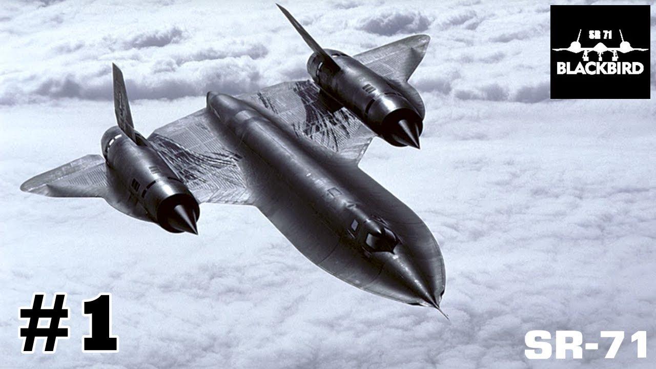 ปีศาจสีดำ เครื่องบินเร็วที่สุด ในประวัติศาสตร์ มนุษยชาติ  Lockheed SR 71 Blackbird