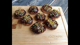 Кокосовое печенье в шоколаде: рецепт от Foodman.club