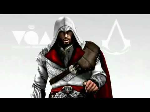 Ezio Auditore Da Firenze on the Video Game Awards