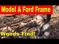 Quick Trips VLOG:  Hunting for Model A Ford Parts in the Woods