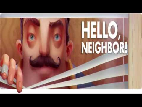 HELLO NEIGHBOR OST CHASE #1 MUSIC 1 HOUR!!! thumbnail