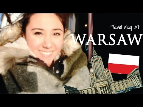 ♡TRAVEL VLOG #7   Warsaw 華沙, Poland 波蘭   旅遊日誌 ♡