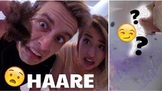 meine NEUE HAARFARBE & ich schneide Julians Haare 😏  | BibisBeautyPalace
