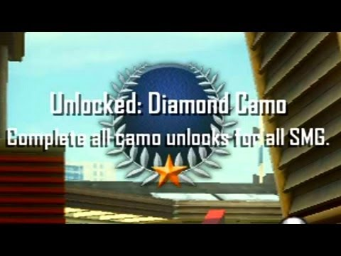 Black Ops 2: Diamond SMGs Unlocked + 10th Prestige! (Diamond Sub Machine Guns)