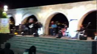 Four For Jazz - Plaza de Yanahuara - Arequipa - Perú - Día de la Musica - 22 de Junio 2012