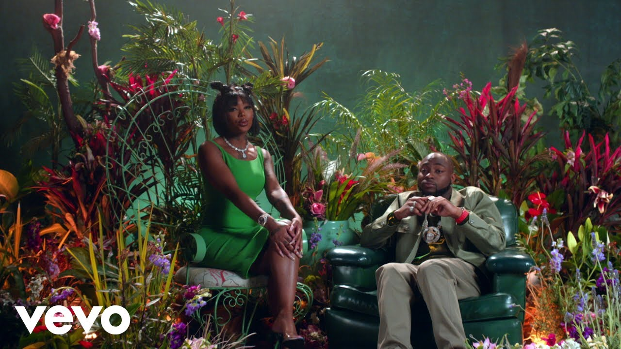 Davido - D & G (Official Video) ft. Summer Walker