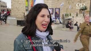 Manifestatii de ziua Ierusalimului