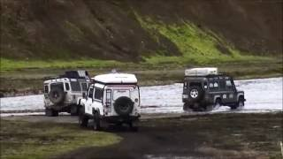 Land Rover Adventure Club: Iceland 2014 (Part 2) – Ice & Fire Expedition