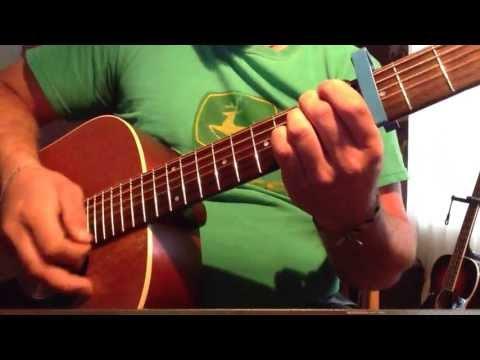 Richard Marx - Hazard - Guitar Cover
