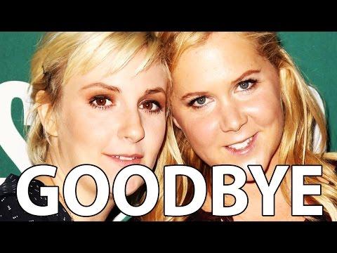 Donald Trump Wins! And Goodbye Lena Dunham/Amy Schumer
