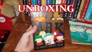 South Park Season 20 DVD Unboxing