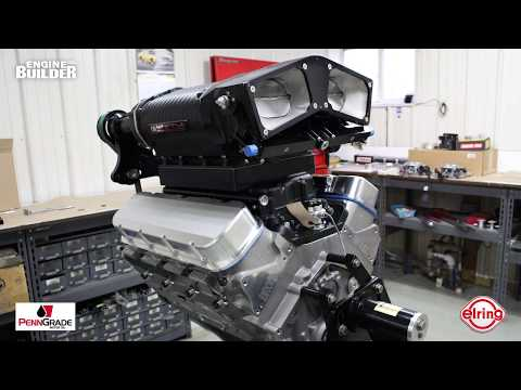 Engine Builder's Engine of the Week – Twin Whipple 540 cid BB Chevy