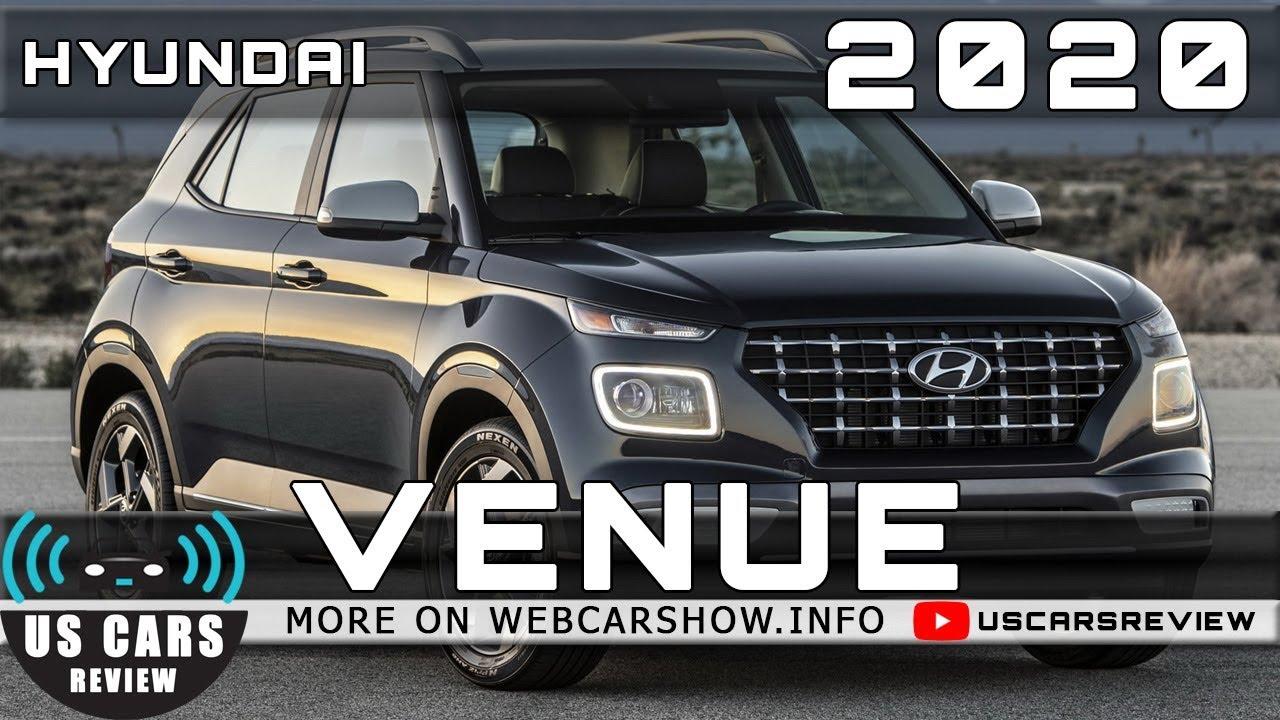 2020 Hyundai Venue: Design, Specs, Equipment, Price >> 2020 Hyundai Venue Review Release Date Specs Prices
