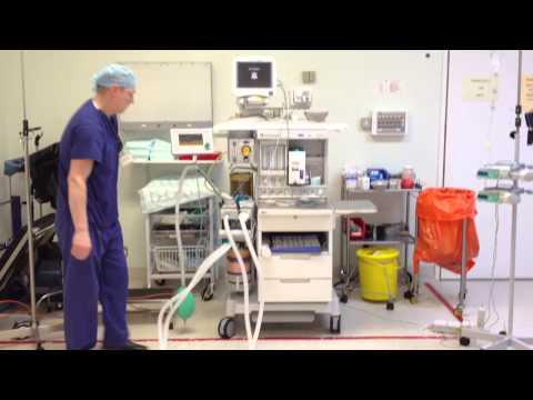 PRIMARY FRCA OSCE - ODP Anaesthetic Machine Check (www.ETTube.co.uk)