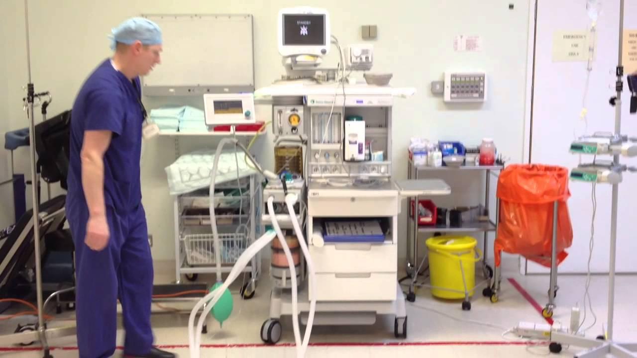 Primary Frca Osce Odp Anaesthetic Machine Check Www