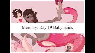 Mermay Speedpaint: Day 19