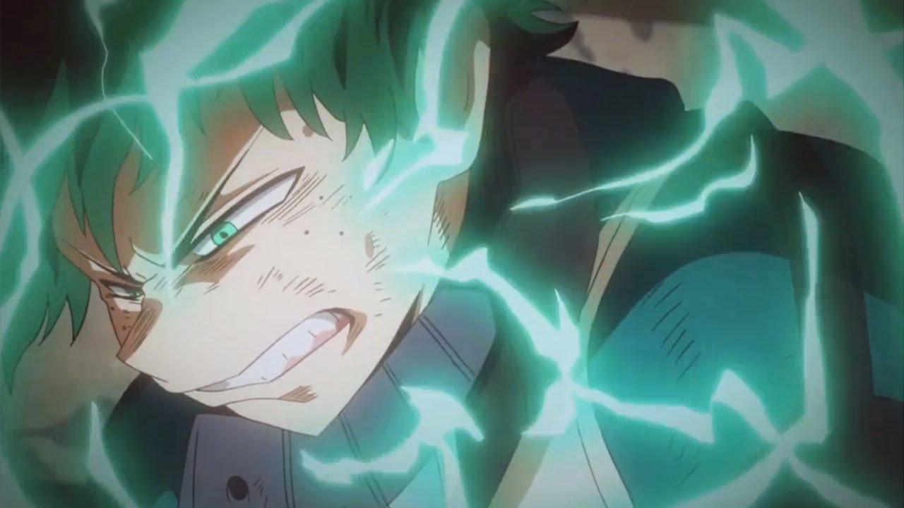 Midoriya and Bakugou vs All might [ AMV ] -Alive