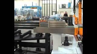 Ficep - Cnc Band Saw Scs-l - Ron Mack Machinery Tv