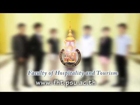 FHT Faculty of Hospitality and Tourism, Phuket Campus, Thailand.