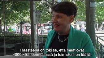 Marja Liivala | Tuoreet suurlähettiläät