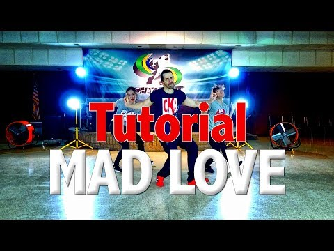 Sean Paul, David Guetta - Mad Love ft. Becky G Dance Tutorial l Chakaboom choreography