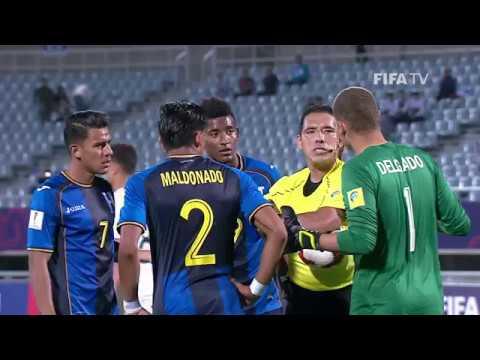 Match 22: New Zealand v. Honduras - FIFA U-20 World Cup 2017