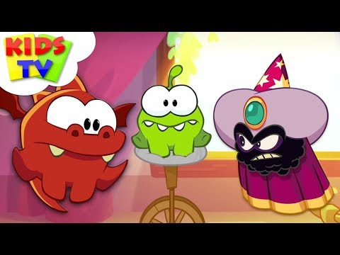 Om Nom Stories: A Tangled Story | Cut the Rope: Magic |  Season 4 Episode 4 | Cartoon For Kids