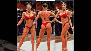 Female Fitness Motivation - Анастасия Авдеева_фитнес бикини