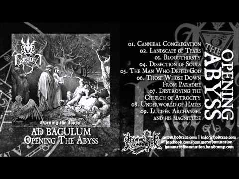AD BACULUM - Opening the Abyss CD (full album)