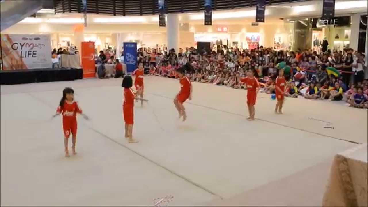 Gym4life2015 01 Sjkc Tai Thung Youtube