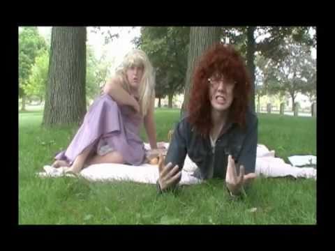 Weird Al - Girls Just Wanna Have Lunch - Music Video