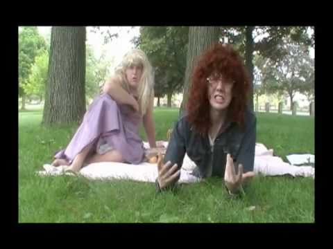 Weird Al - Girls Just Wanna Have Lunch - Music Video