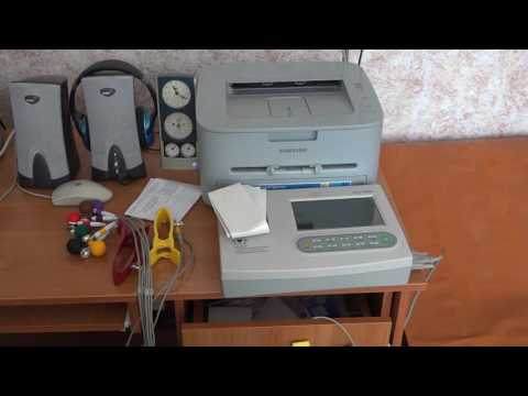 Новое медицинское оборудование в Луганской поликлинике №12
